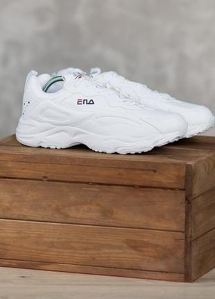 Мужские белые кроссовки непромокающие летние для зала белого цвета