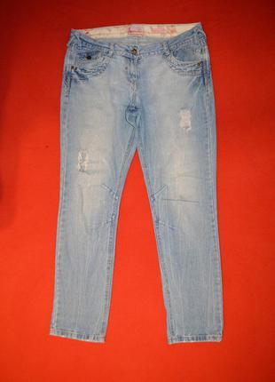 Стильные джинсы от authentic denim размер 12