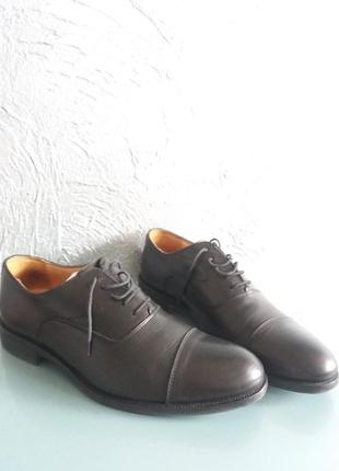 Мужские классические туфли кожа 42р