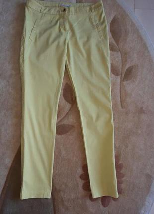 Летние котоновые  брюки