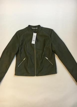 Куртка экокожа размер м