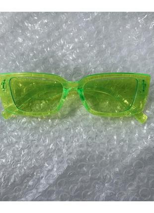 Кислотные солнцезащитные очки!