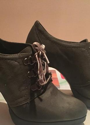 Брендовые туфли 38 размера