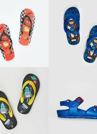 Пляжне взуття вєтнамки сандалікі сандали