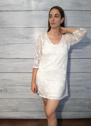 Платье сеточка  . плаття сіточка. сітчасте плаття. морське плаття.