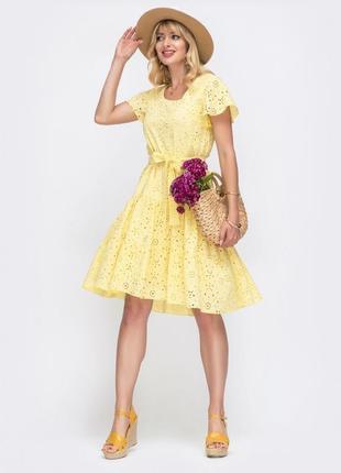 Новое платье прошва на 50-52
