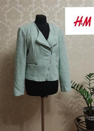 Жакет / куртка мятного цвета