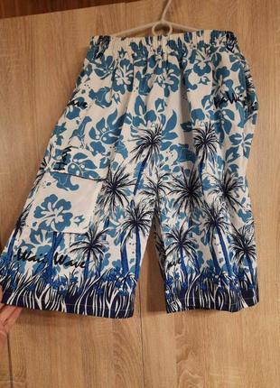 Новые мужские шорты шорти летние пляжные можно для купания
