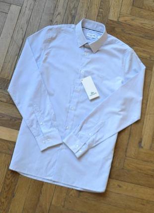Оригинальная рубашка lacoste из последних коллекций