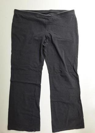 Фирменные трикотажные брюки штаны для дома