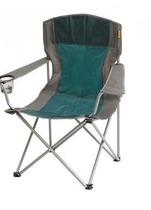 Кресло раскладное для  отдыха крісло розкладне easy camp arm chair синій 480045