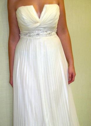 Свадебное, выпускное платье