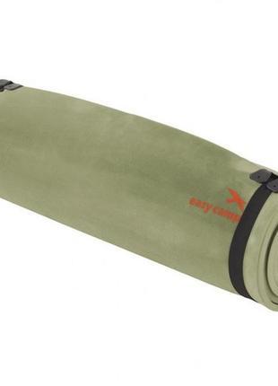 Коврик туристический килимок easy camp basic eva 180 см cірий 300032