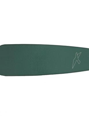 Коврик самонадувной туристический самонадувний килимок easy camp self-inflating lite mat single 5.0 cm зелений 300055