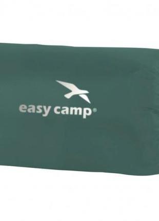 Коврик самонадувной туристический самонадувний килимок easy camp self-inflating lite mat single 2.5 cm зелений 300053