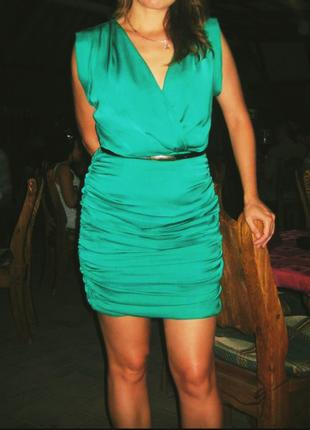 Платье легкое манго 42-44р