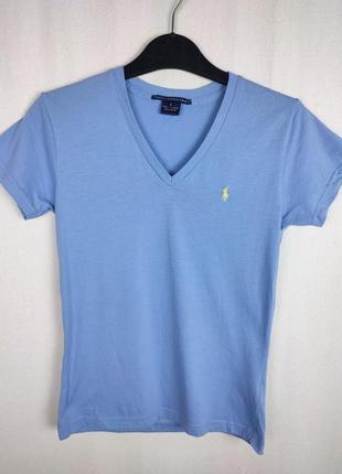Женская футболка ralph lauren2 фото