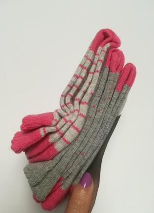 Набір високих бавовняних носочків 3 шт. lupilu розмір 23-26