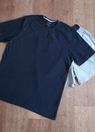 Мужская пижама домашний костюм livergy германия м 48/50, xxl 60/62