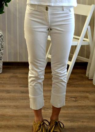 Белые штаны promod