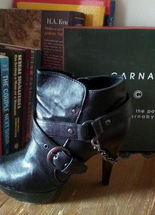Ботинки осенние carnaby