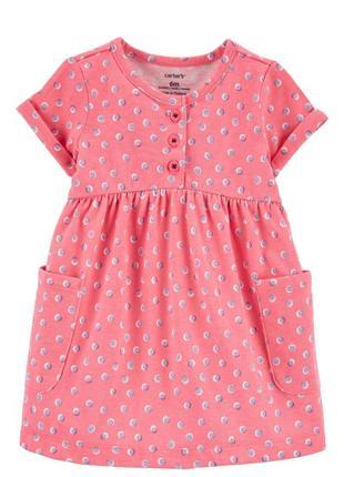 Carter's. плаття для дівчинки