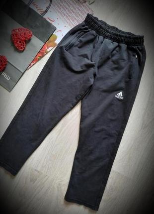 Классные спортивные штаны укороченные