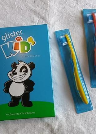 Дитячі зубні щітки