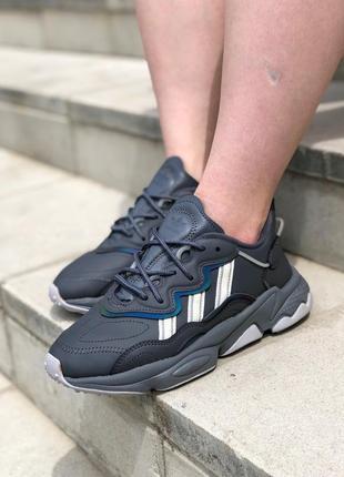 Женские кроссовки adidas ozweego / адидас озвиго