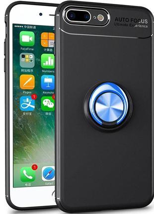 "Tpu чехол deen colorring под магнитный держатель (opp) для apple iphone 7 plus / 8 plus (5.5"")"