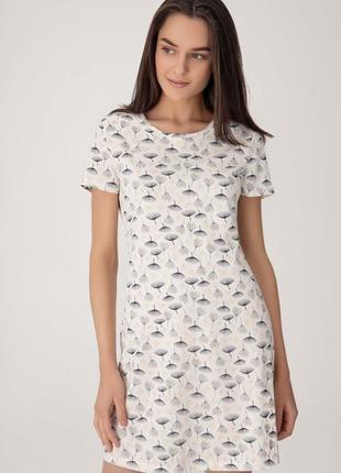 Хлопковая сорочка jasmine klarina