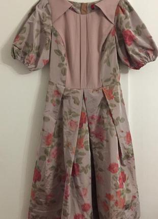Платье a. tan