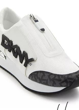 Белые кроссовки dkny 38-39 размер оригинал