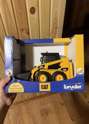 Погрузчик cat bruder