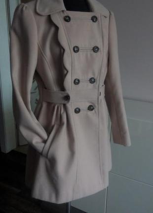 Кашемірове пальто від atmosphere