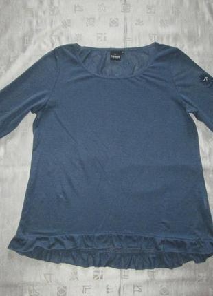 Ivanhoe of sweden льняная блуза 100% лен