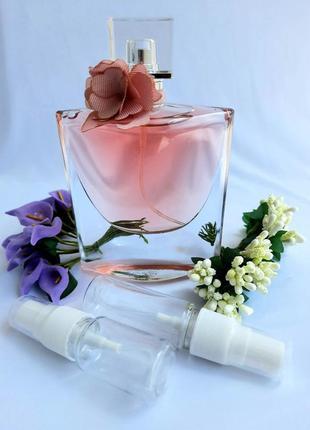 🔥lancome la vie est belle bouquet de printemps отливант затест
