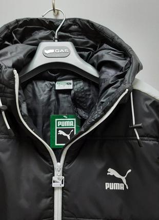 Оригинальная зимняя куртка puma classics t7 padded jacket 59662701