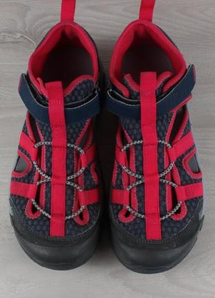 Закрытые сандали quechua, размер 36 - 36.5 (сандалии)