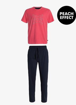 Мужские пижамы домашние комплекты чоловічі піжами atlantic