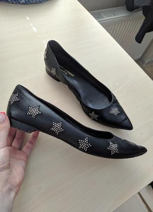 Туфли saint laurent