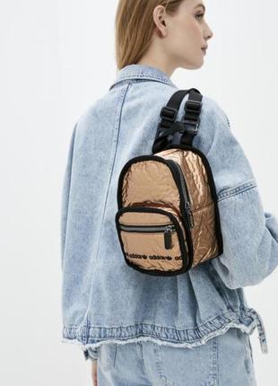 Мини рюкзак сумка рюкзачек  adidas original