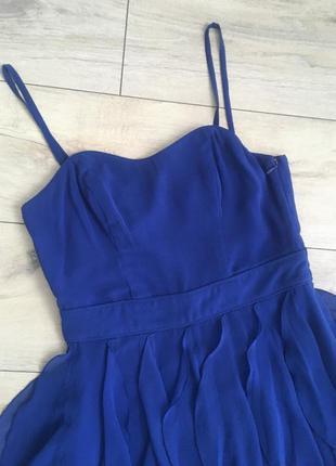 Шифоновое платье oasis размер s
