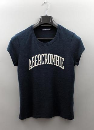 Повсякденна жіноча футболка бренду abercrombie & fitch