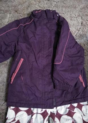Комбенизон+ куртка
