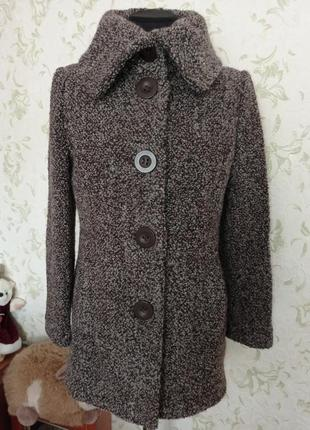 Пальто демисезонное uk12 petite collection