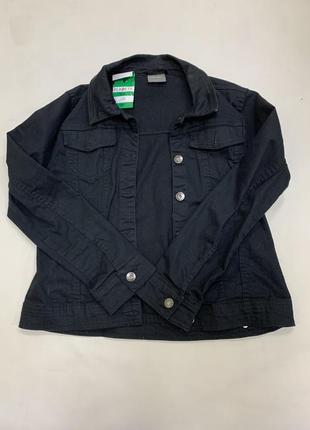 Куртка джинсова blue motion