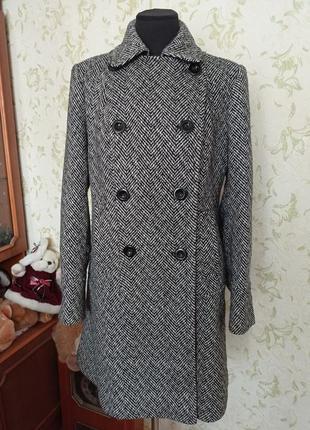 Пальто демисезонное uk14. w