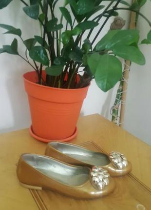 Туфли лак р.38 италия