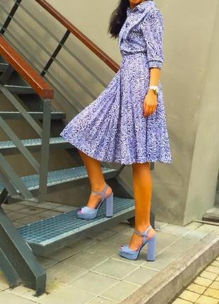 Blumarinr стильное красивое  платье  оригинал